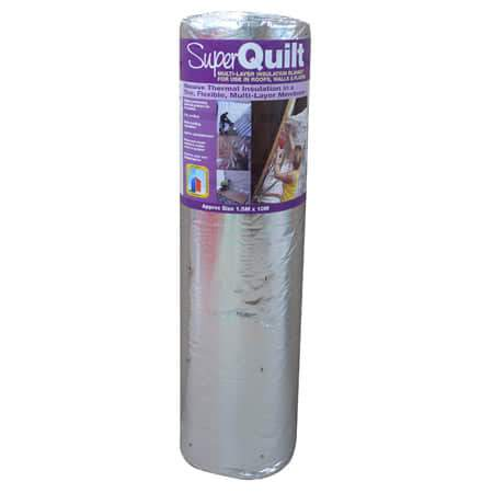 SuperQuilt Multi-Layer Insulation Foil