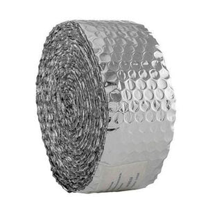 Superfoil Pipe Wrap 8cm x 7.5m - Superfoil Insulation