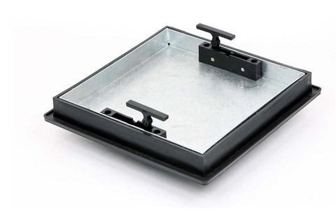 Image of Recessed Locking Manhole Cover and Frame 300 x 300mm (5 Tonne Sealed) - Clark-Drain Drainage