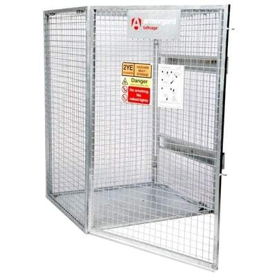 TuffCage Collapsible Gas Cage TC1.2 - Armorgard Tools and Workwear