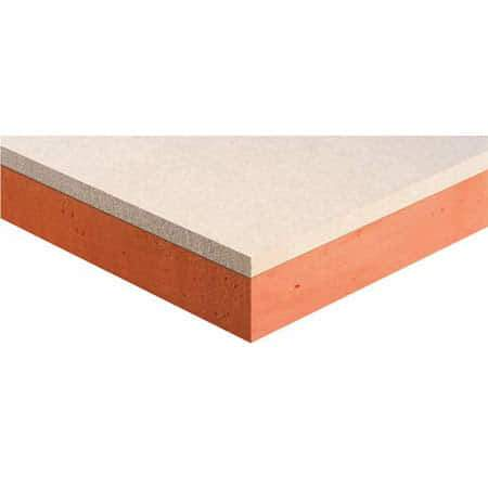 Gyproc Thermaline Super 60mm 2.4m x 1.2m - British Gypsum Building Materials