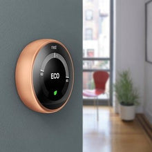 Load image into Gallery viewer, Nest Learning Thermostat - All Colors - Google Thermostat