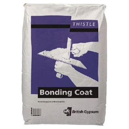 Thistle Bonding Coat - British Gypsum Building Materials