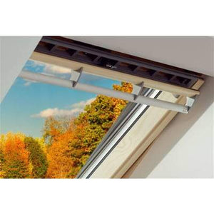 VELUX GGL MK04 3070 Pine Laminated Centre Pivot Roof Window 78x98cm - Velux Roofing
