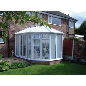 Victorian Full Height Conservatory - Aperture Conservatories