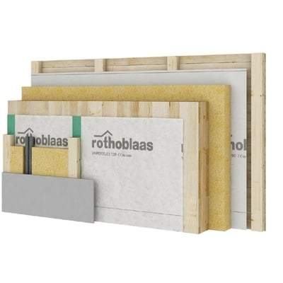 Vaporvlies 120 - 50m - All Widths - Rothoblaas Membranes