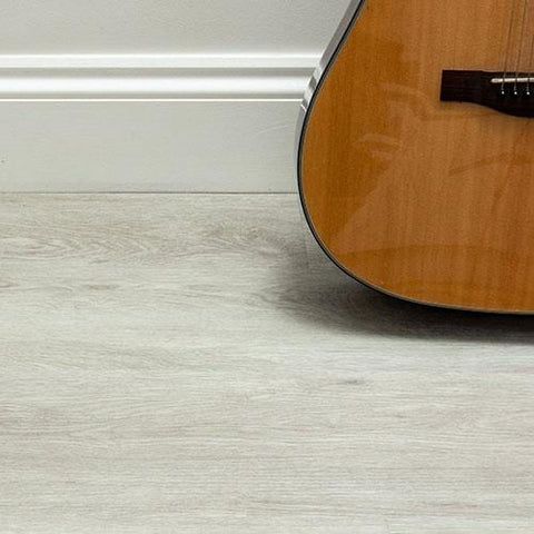 SISU Dryback Vinyl Flooring - White Oak