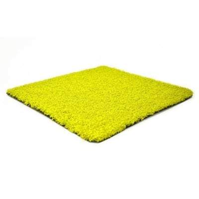 15mm Prime Yellow - Free Sample - Artificial Grass Artificial Grass