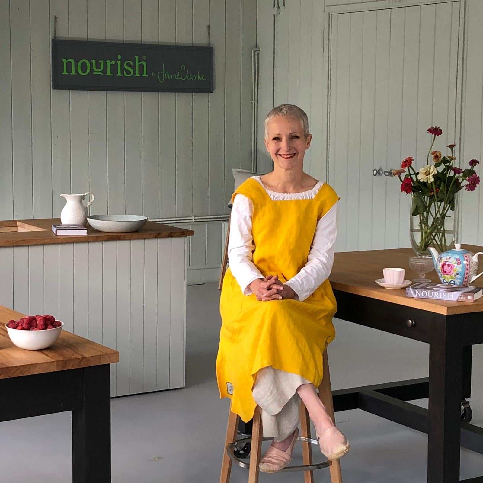 Nourish Studio Opening, Grittleton House