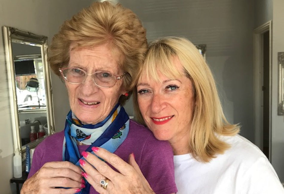 'I was only able to talk to Mum through her care home window'