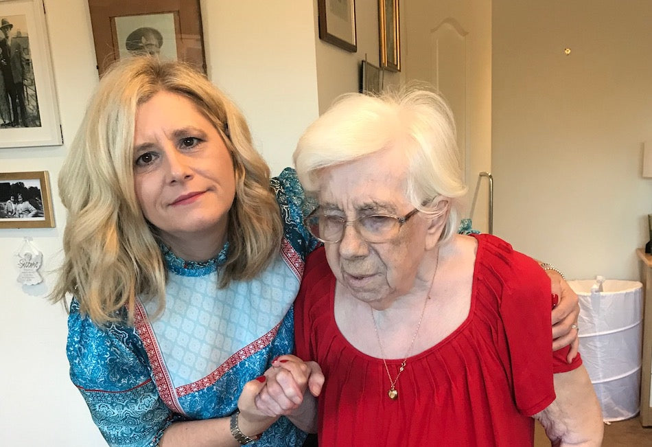 'It's so sad not to be able to visit Mum in her care home during lockdown'
