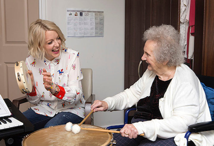 A positive note: music and dementia