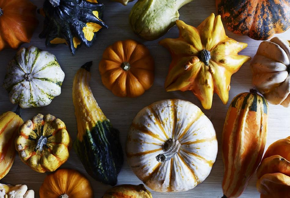 Craving autumnal coloured produce