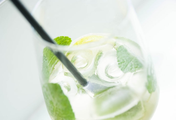 Cucumber, Coconut, Lime & Mint Cooler