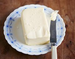 butter saturated fat information