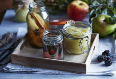 stewed apple recipe for healthy gut