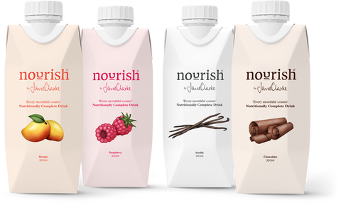 Nourish Drinks mixed flavours