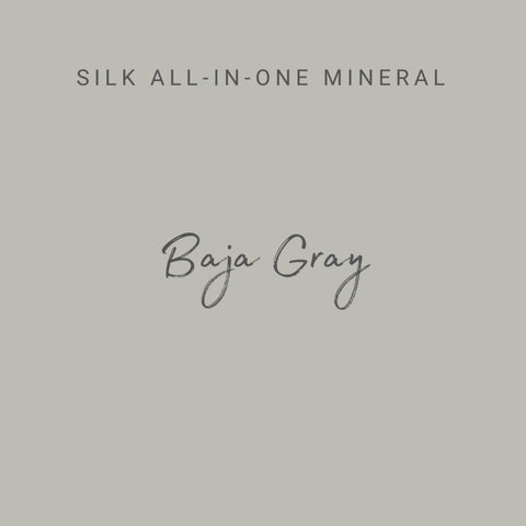 Silk All-In-One Paint - Baja Gray