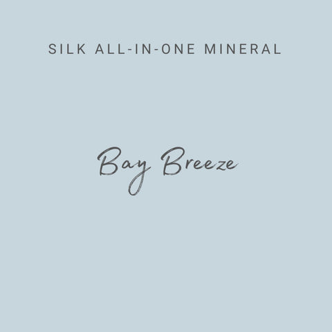 Silk All-In-One Paint - Bay Breeze