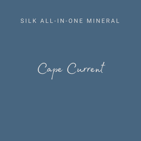 Silk All-In-One Paint - Cape Current