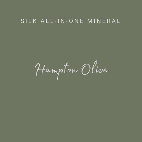 Silk All-In-One Paint - Hampton Olive