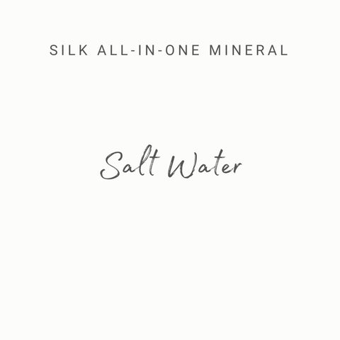 Silk All-In-One Paint - Salt Water