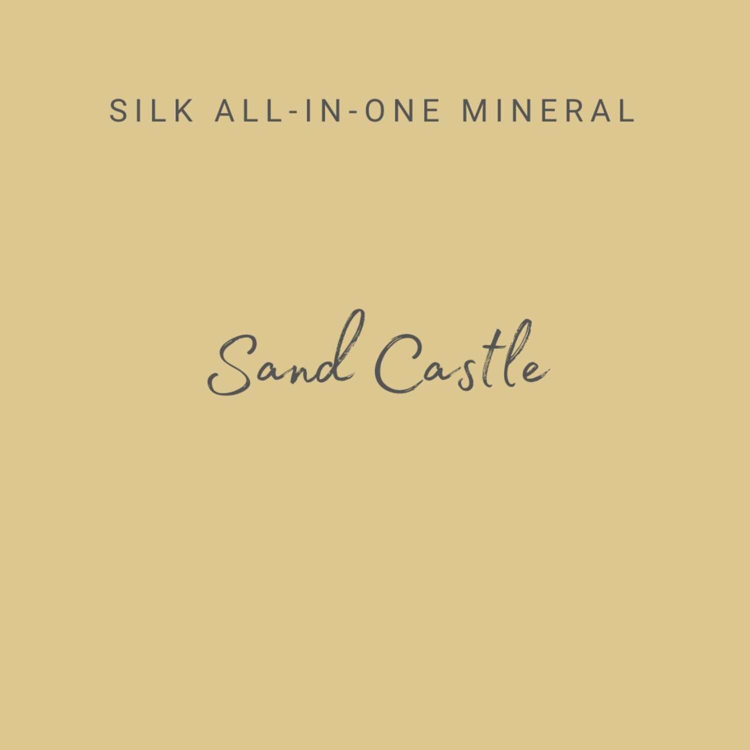 Silk All-In-One Paint - Sand Castle