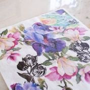 Belles and Whistles by Dixie Belle - Colorful Floral