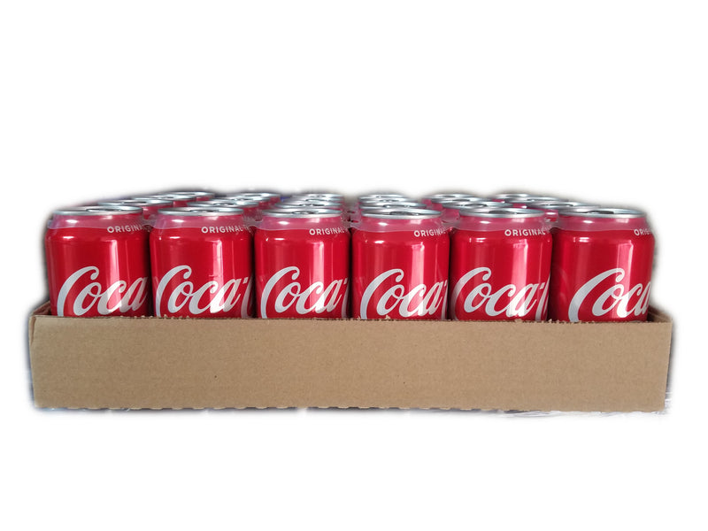 Coke, 12oz (24 cans)