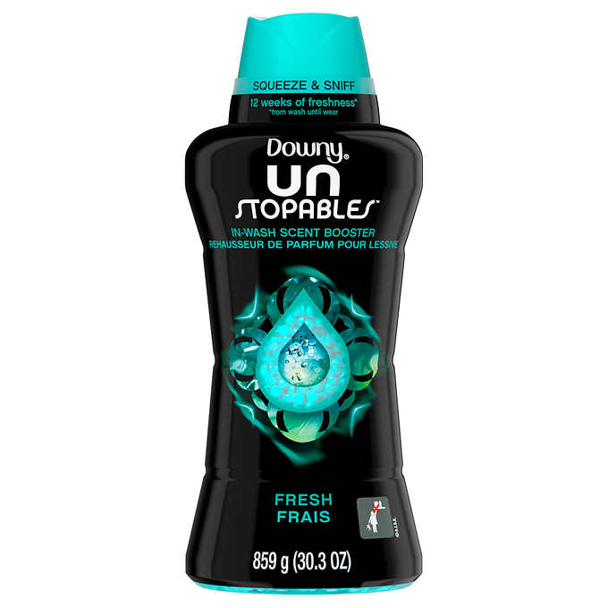 Downy Unstopables Scent Booster Beads - Fresh, 30.3 oz