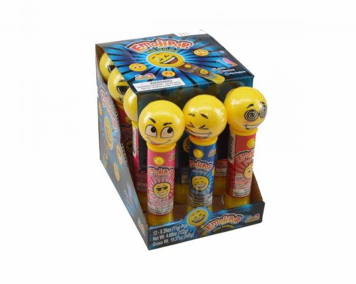 Emojipops Lollipops (12 ct)