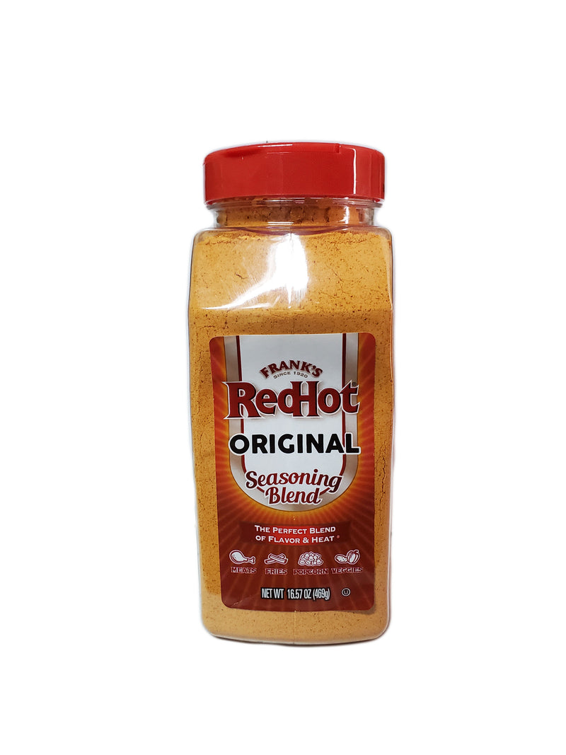 Frank's Red Hot Original Seasonal Blend, 16.57oz