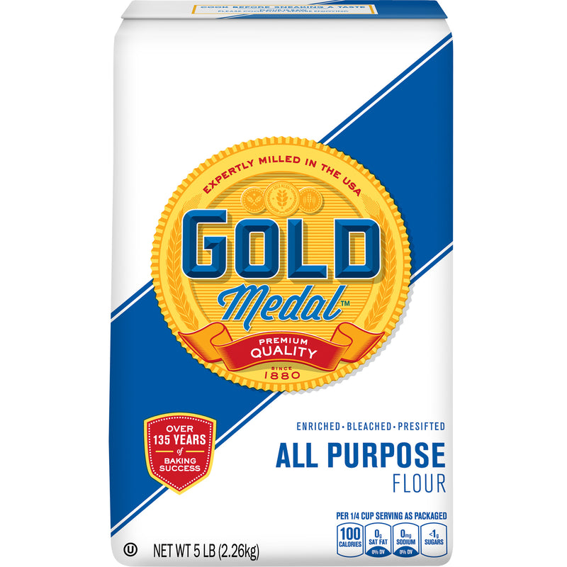 Gold Medal All-Purpose Flour, 5lb