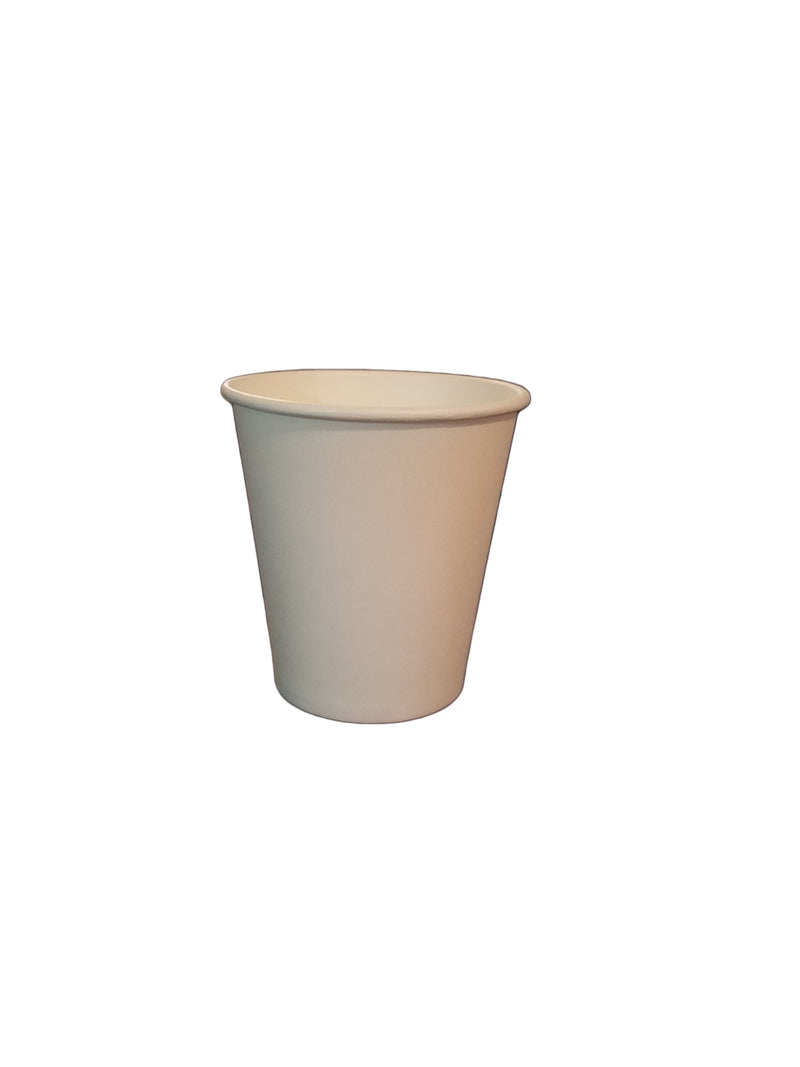 Paper Hot Cups - White,10oz (100 ct)