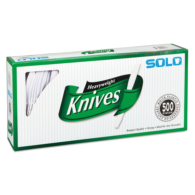 Solo Heavyweight Knives (500ct)