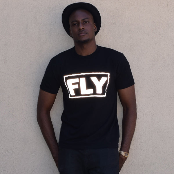 Big Fly tee with 3M reflective - HEISEL  - 2
