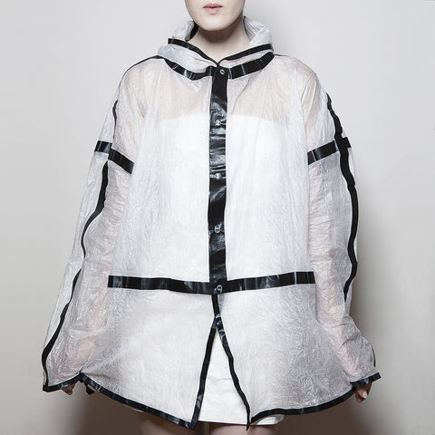 CTF3 ultra-lightweight rain coat by HEISEL