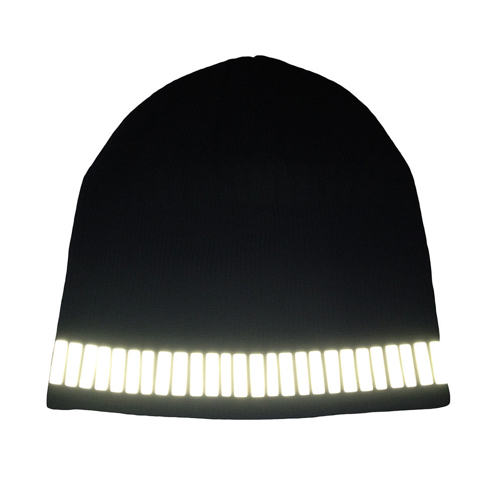 3M reflective stripe watch cap by HEISEL