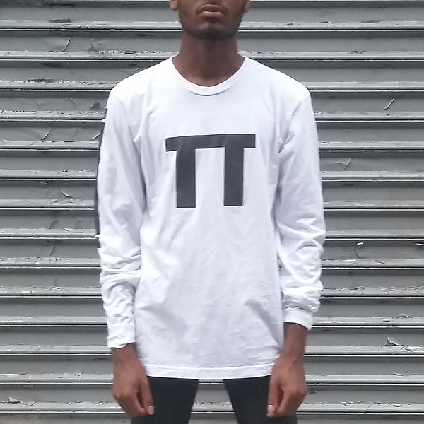 """PI"" long sleeve tee w/ black reflective - HEISEL  - 2"