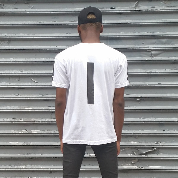 Bitcoin Tee with Black Reflective - HEISEL  - 6