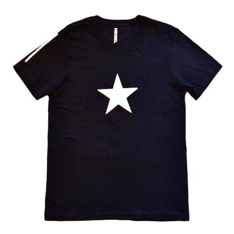 Star Tee with 3M reflective by HEISEL