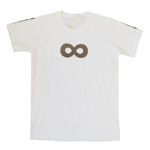 Infinity Tee with Black Reflective - HEISEL  - 1