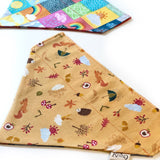 Whatever The Weather Bandana - Autumn