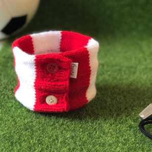 Football Crazy - Red and White