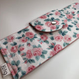 Pink Rose Wrist Pocket