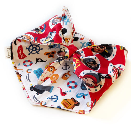 Shiver Me Timbers Knotted Bandana