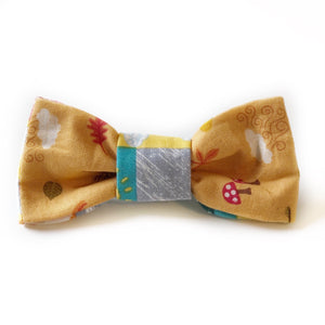 The Knit 9 Reversible Bow - Four Seasons Autumn