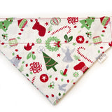 Deck the Halls Bandana