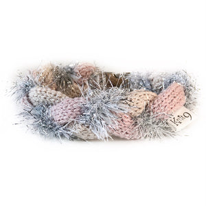 The Knit 9 Twist - Decorative Dog Collar - Pantoland