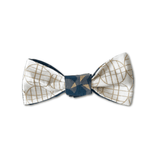 Spaced & Grid Reversible Bow